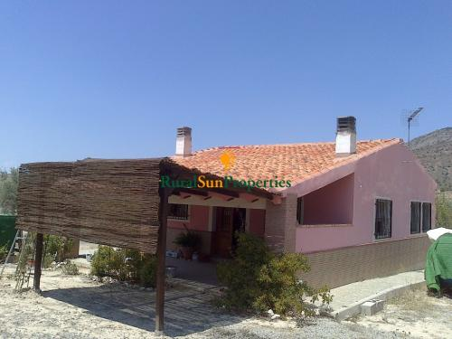 Venta Casa Campo Valle de Ricote Murcia