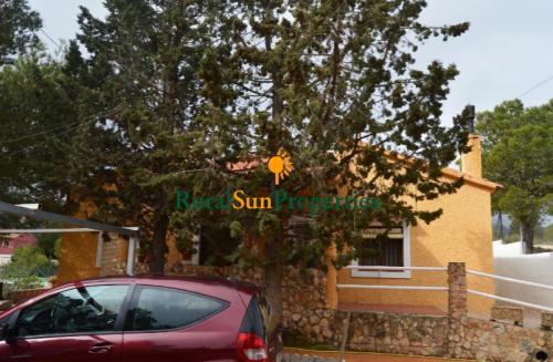 Vivienda en el corazon de Sierra Espuña. Murcia