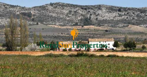 Finca Cortijo Moratalla Murcia