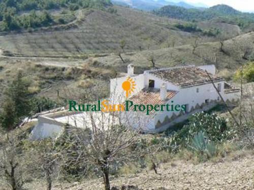 Venta Cortijo en Lorca (Murcia) - RuralSol