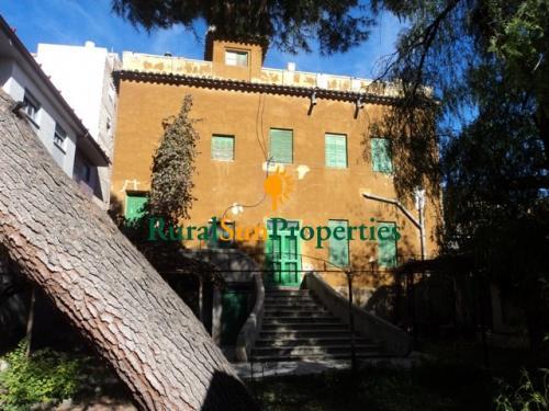 Venta Casona con parcela en Cehegín
