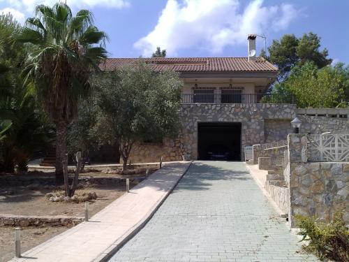 Villa chalet en venta en El Romeral cerca de Murcia