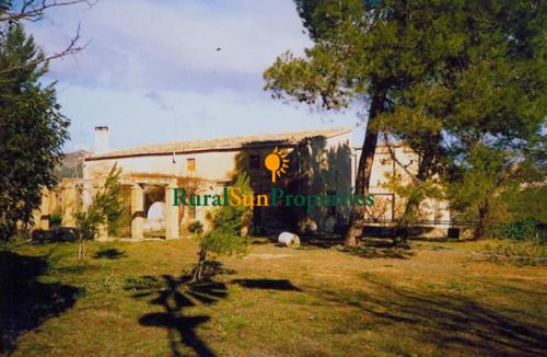 Masía en venta Alicante La Font Roja