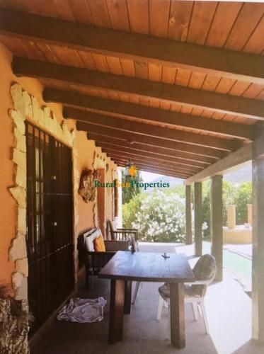 Venta casa de campo en Bullas (Murcia) con piscina y semisotano - RuralSol