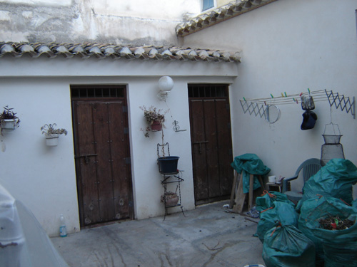 Very large town house for sale in Cehegin Murcia